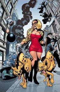 What Are Harley Quinns Pet Hyenas Named?