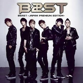 what's the 1st B2ST Jepun debut song+MV?