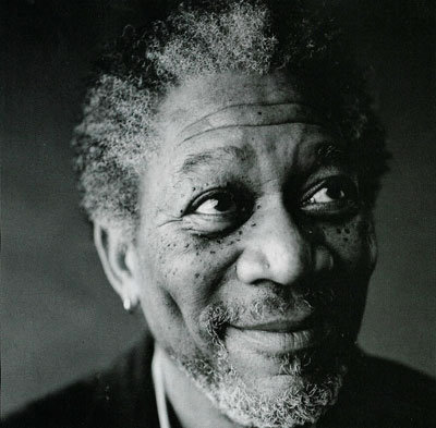 In which of these movies did Morgan Freeman's character die?