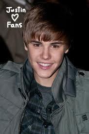 Who is Justin Bieber's pop idol ?