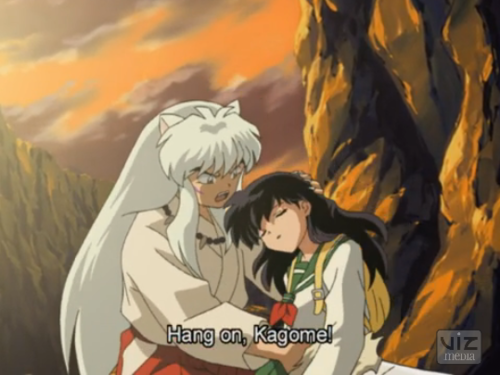 Which episode from inuyasha is this scene from?