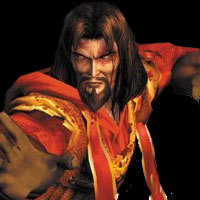 who defeated shang tsung in the first mortal kombat