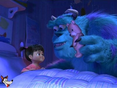 In Monsters, Inc., a character from Toy Story 2 appeared. Who is he/she?