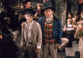 when the artful dodger sayed to fagin that oliver whanted to go pick poking with the gang oliver sayed