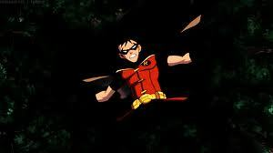 Who voices Robin?