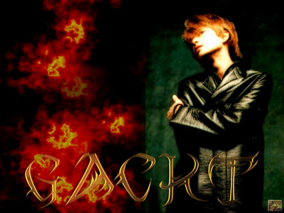 What happened to Gackt when he was 7?