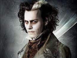 Sweeney Todds Quizacal iksamen - What age was Johnny Depp when he played Edward in Edward Scissorhands?