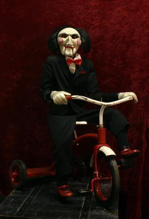 Where did Billy's tricycle come from?