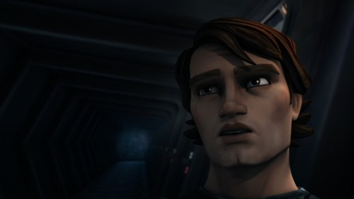 What is Anakin Skywalker's secret? (the clone wars)