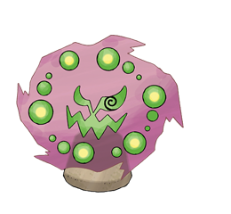 Spiritomb's data noted that it was apparently composed of 108 spirits. What is its Sinnoh Dex number?