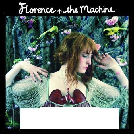 Florence + The Machin's debut album is called_______