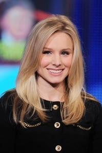 In what TV show Kristen Bell will appear?