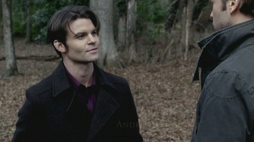 Elijah: 'I don't usually pursue younger women, it's a joke Ric lighten up' in which episode was this said?