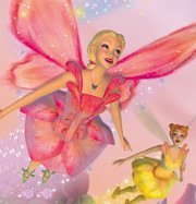 What kind of Flower Fairy is Elina?