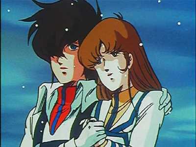 What's the name of the last episode in macross saga?