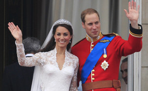 Kate Middleton and Prince William married where?