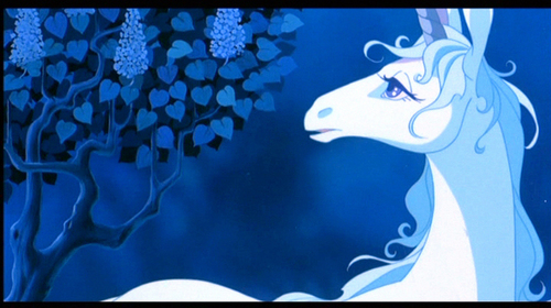 Who wrote the novel The Last Unicorn?