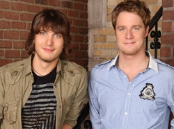 "This conversation takes place in which two episodes of the show: Evan: ""Hey Crappy."" Cappie: ""The name's Cappie."""