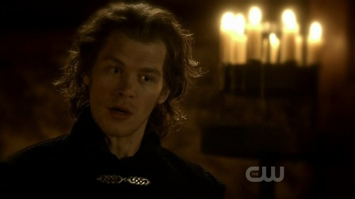 According to Klaus,what is a Vampire's greatest weakness?