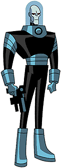 6.What is Mr.Freeze's real name?