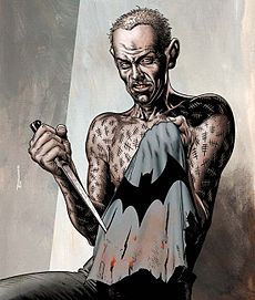 7.What is Mr.Zsasz's real name?