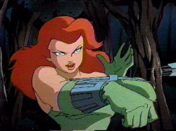 9.What is Poison Ivy's real name?