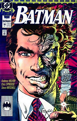 12.Whats Two-Face's real name?(i reallly hope this is easy for u)