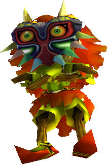 FIRST APPEARANCE - Skull Kid