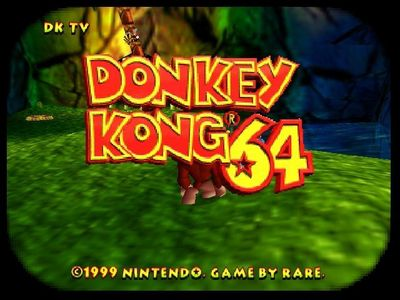 GAME SCORE - Donkey Kong 64 (N64) received a score of __ / 10 from Gamespot