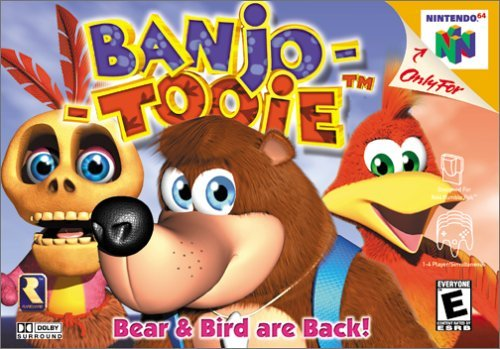 GAME SCORE - Banjo-Tooie (N64) received a score of __ / 10 from Gamespot