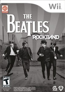 GAME SCORE - The Beatles: Rock Band (Wii) received a score of __/10 from GameSpot