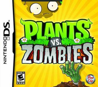 GAME SCORE - Plants vs Zombies (DS) received a score of __/10 from GameSpot