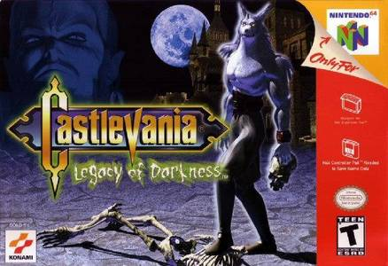 GAME SCORE - Castlevania: Legacy of Darkness(N64) received a score of __/10 from GameSpot