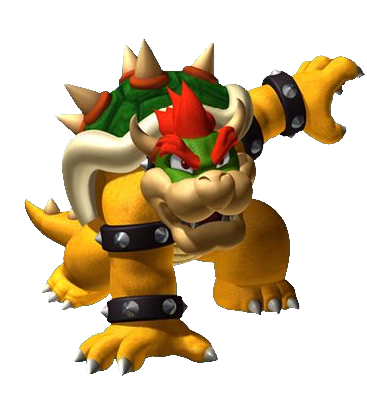 FIRST APPEARANCE - Bowser