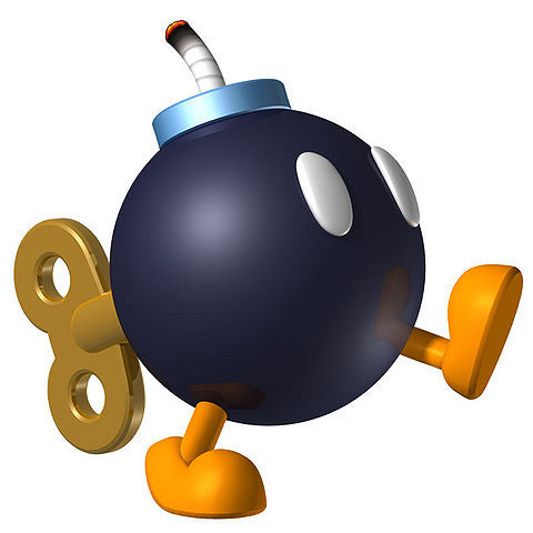 FIRST APPEARANCE - Bob-omb