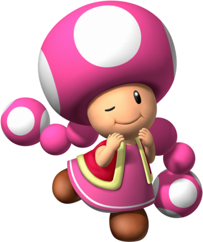 FIRST APPEARANCE - Toadette