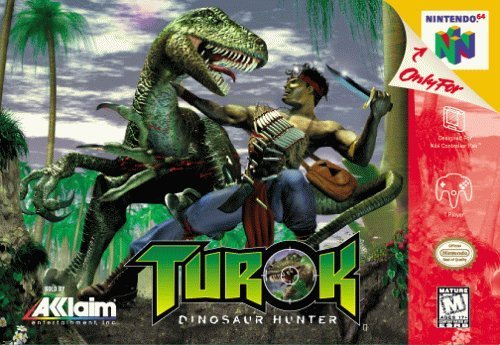 """In the video game, """"Turok: Dinosaur Hunter"""", what was the name of the main character?"""