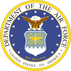 When was the United States Air Force formed as a separate branch of the military?