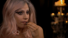 What does Lady GaGa like to have in her tea?