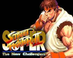 Was the arcade hit,Super রাস্তা Fighter II: The New Challengers,ported to SEGA MEGADRIVE/GENESIS?