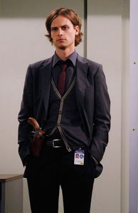 What is Reid getting ready to say?(Episode: Masterpiece)