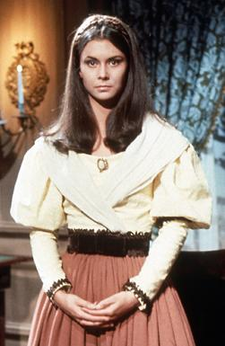 Who did Kate Jackson play on the Dark Shadows TV series?