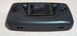 What was the name of sega's first handheld console back in the 90's?