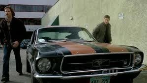 Was the '65 Mustang Kripke's original idea for Dean's car?