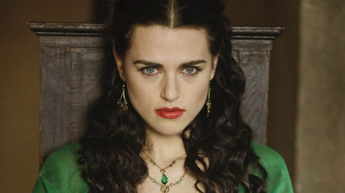 Morgana's mom name________
