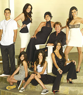 The Kardashians manage to hold a charity boxing event to benefit which charity?