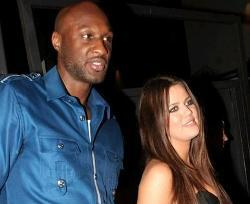 When did Khloe and Lamar get married?