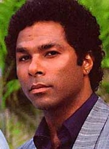 What was the name of Philip Michael Thomas's first album?