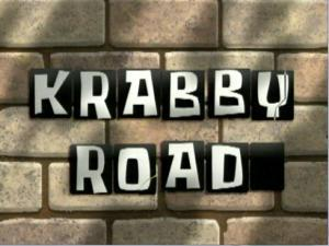 What is Plankton's hair in Krabby Road?