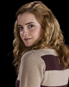 Hermione is prefect.
